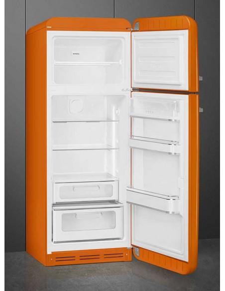 Smeg FAB30ROR3 Orange - Ch. droite - ouvert