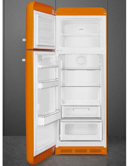 Smeg FAB30LOR3 Orange - Ch. gauche - ouvert