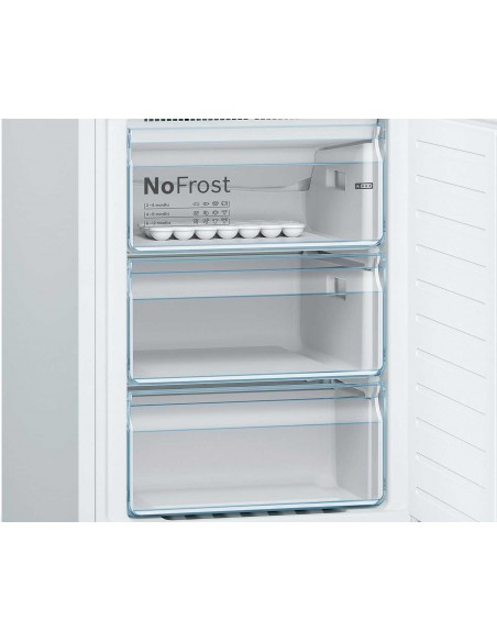 Bosch KGN36VWED NoFrost - Congélateur
