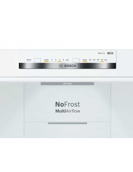 Bosch KGN36VWED NoFrost - commande