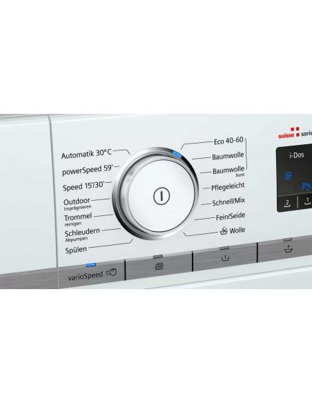 Siemens WM16XK90CH iQ700 extraklasse - Programmes