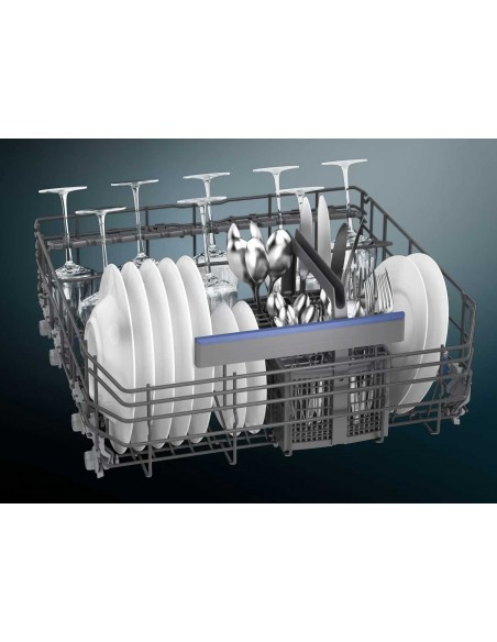 Siemens SX53ES17AH XXL inox iQ300 - panier inférieur