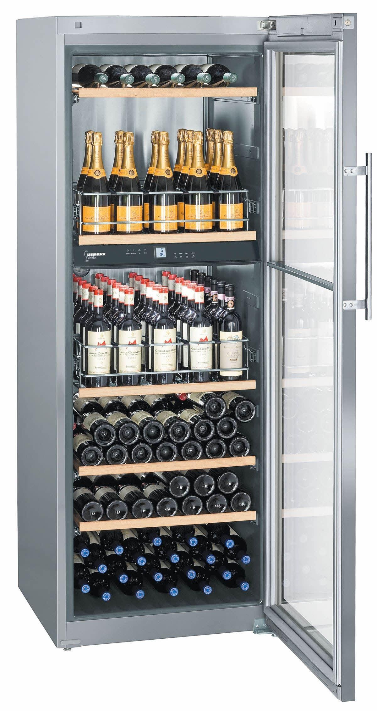 cave vin multizones liebherr wtpes 5972 livraison en suisse. Black Bedroom Furniture Sets. Home Design Ideas