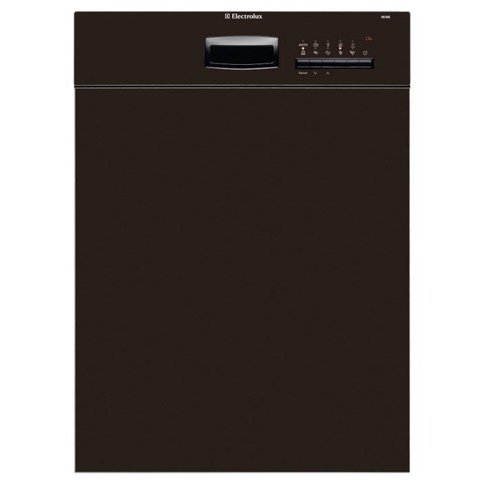 lave vaisselle electrolux ga 55 li brun. Black Bedroom Furniture Sets. Home Design Ideas