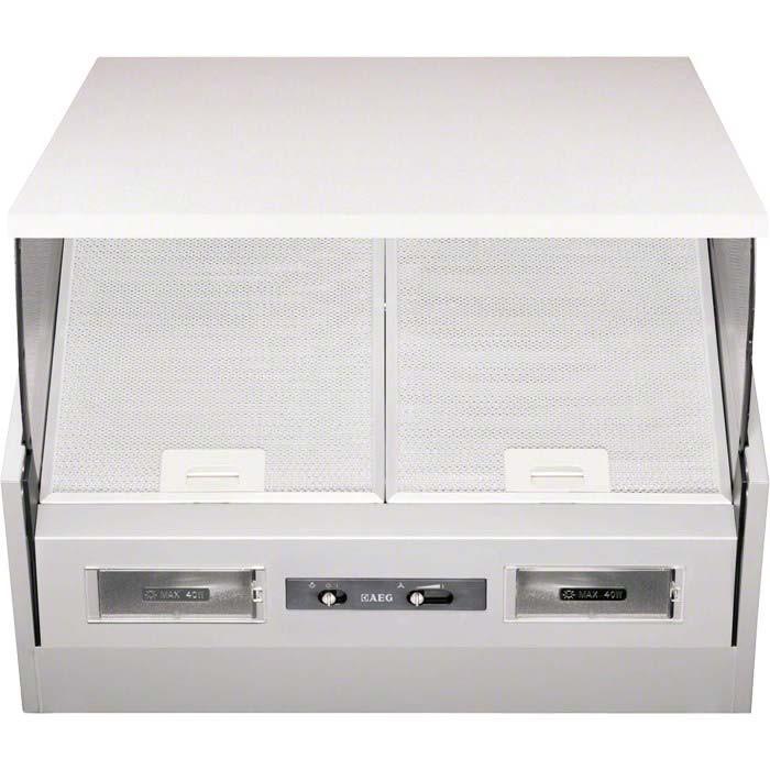 hotte encastr e aeg adx 6300 bw blanche. Black Bedroom Furniture Sets. Home Design Ideas