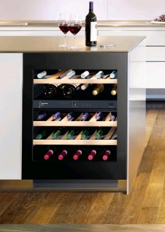 cave vin liebherr uwt 1652 vinidor. Black Bedroom Furniture Sets. Home Design Ideas
