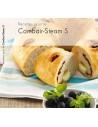 Livre de recettes gratuit pour le four à vapeur Combair-Steam S ZUG