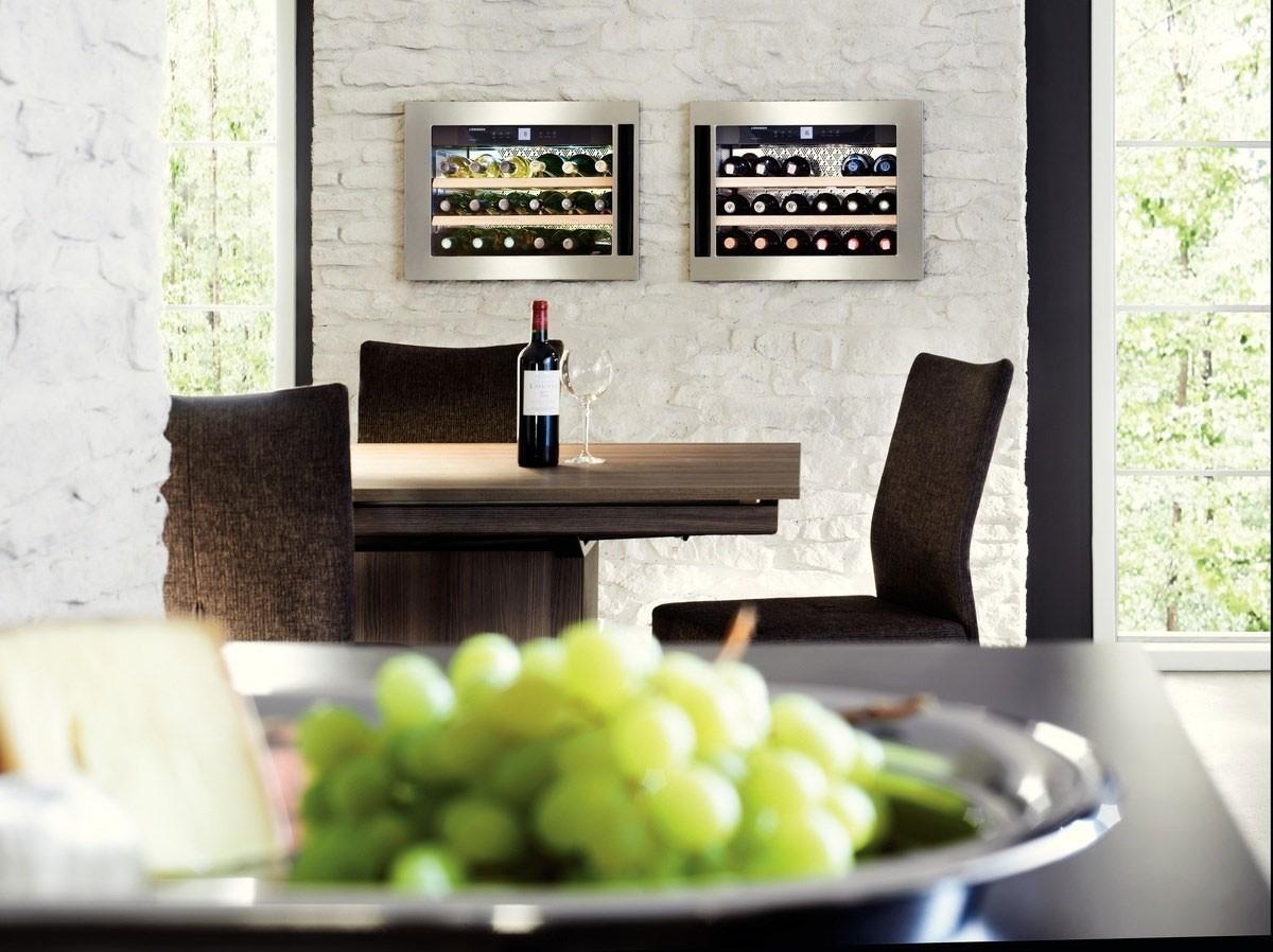armoire vin liebherr wkees 553 grand cru. Black Bedroom Furniture Sets. Home Design Ideas