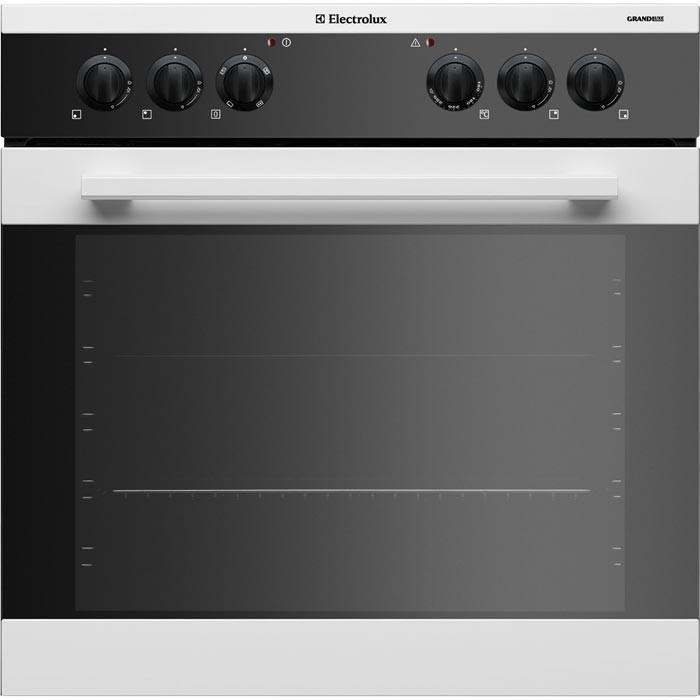 cuisini re gaz encastrable electrolux ghgl4046we blanc. Black Bedroom Furniture Sets. Home Design Ideas