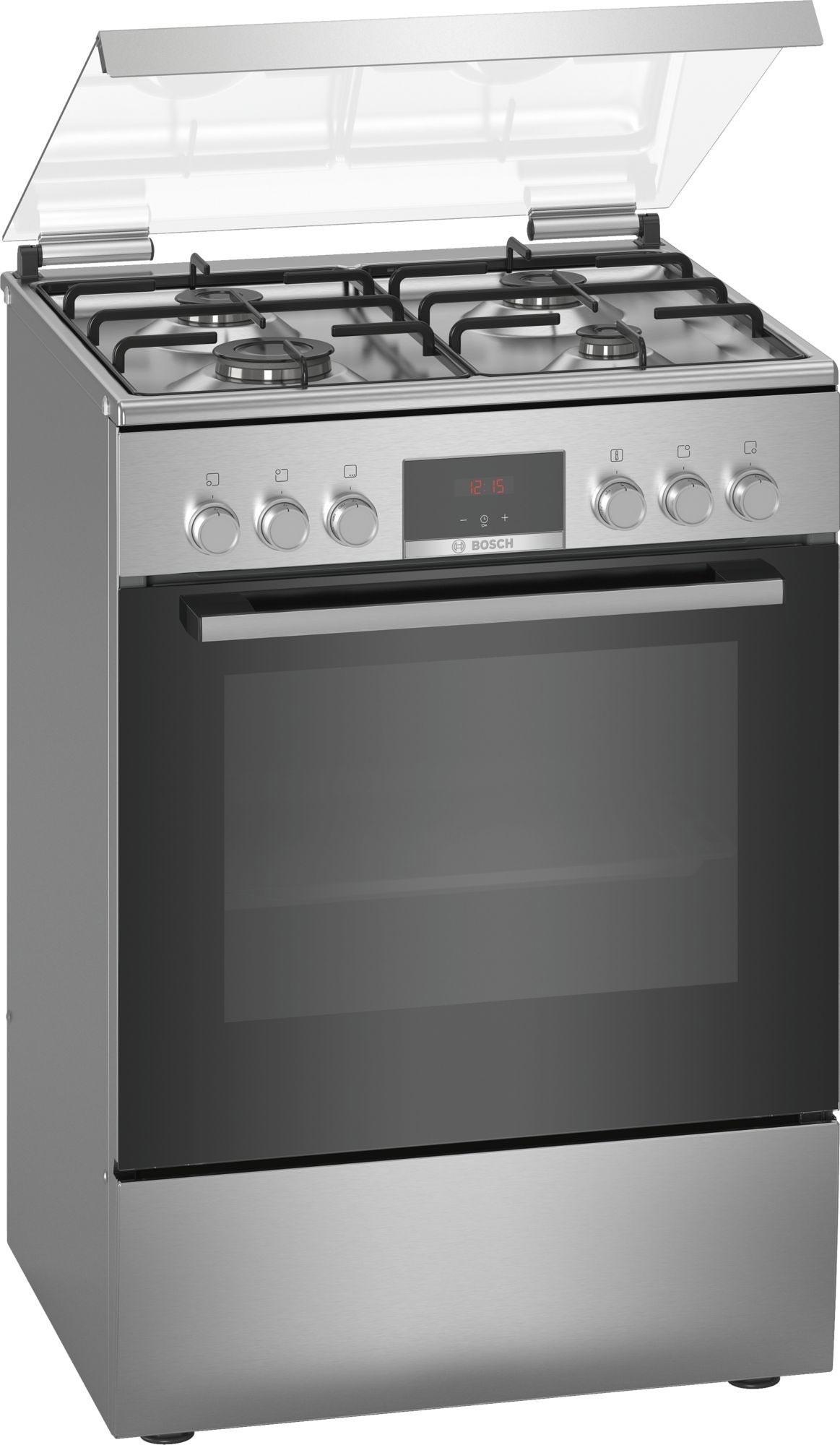 Table De Cuisson Gaz Et Electricite jean grunder - cuisinière gaz-électricité bosch hxn39ad50