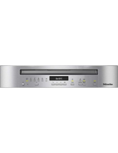 Miele G 17100-60 i SPECIAL PLUS inox - commande