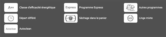 Programmes Spirit 610