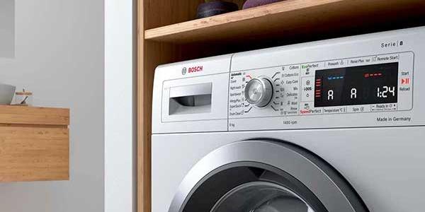 Lave-linge Bosch - Vente et dépannage à Genève