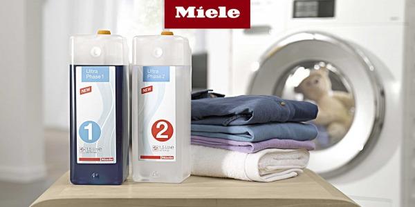 Nettoyage TwinDos pour lave-linge Miele